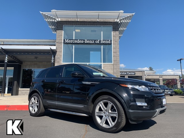 Pre-Owned 2015 Land Rover Evoque Pure Plus