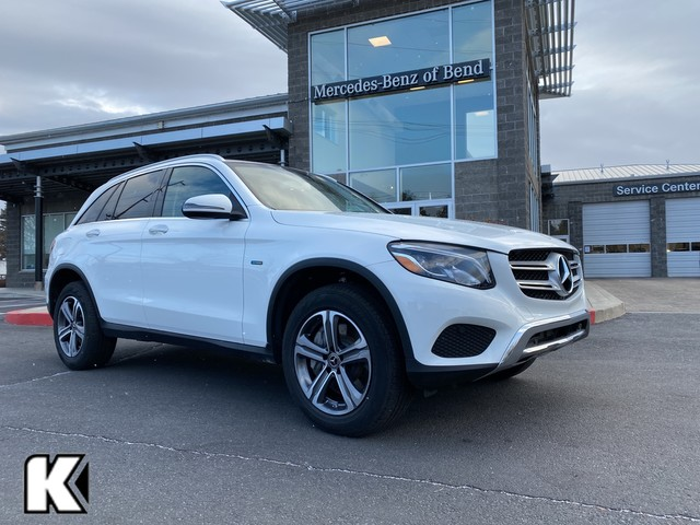 Certified Pre-Owned 2019 Mercedes-Benz GLC GLC 350e Hybrid