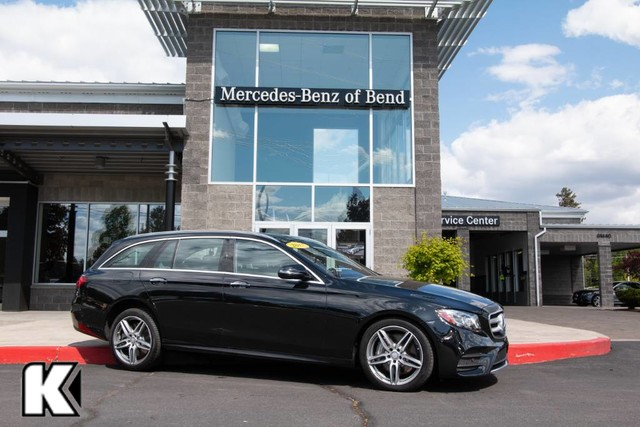 Pre-Owned 2017 Mercedes-Benz E-Class E 400 Luxury
